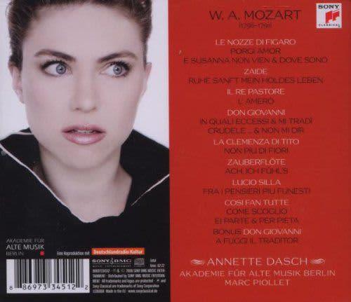 Photo No.2 of Annette Dasch sings Mozart