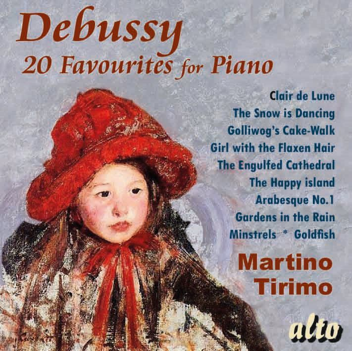 Photo No.1 of Debussy: 20 Favourites for Piano