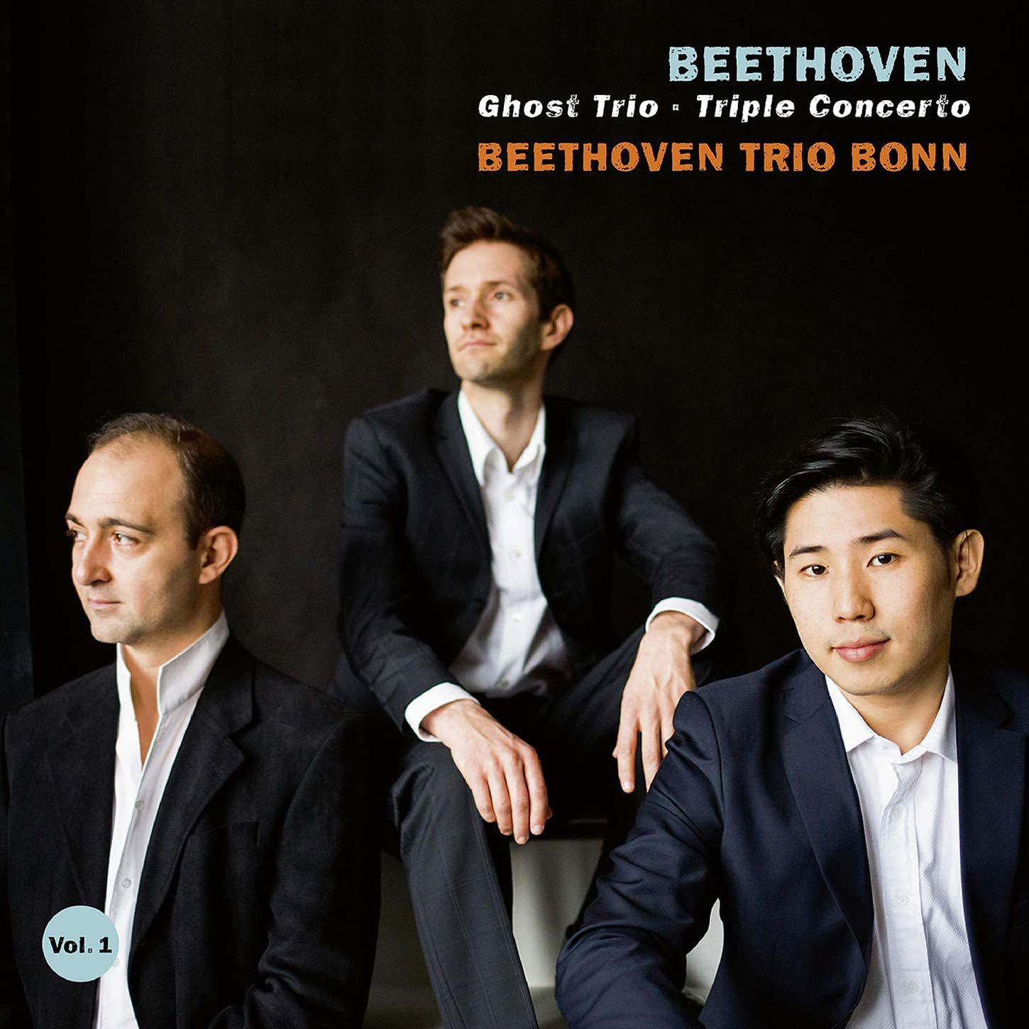 Photo No.1 of Beethoven: Ghost Trio & Triple Concerto