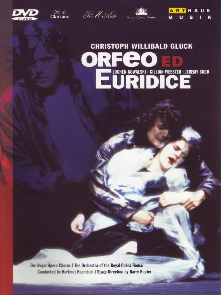 Photo No.1 of Gluck: Orfeo Ed Euridice