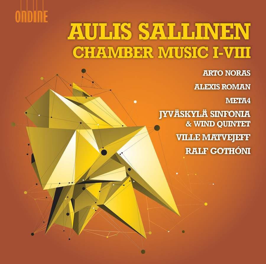 Photo No.1 of Aulis Sallinen: Chamber Music I-VIII