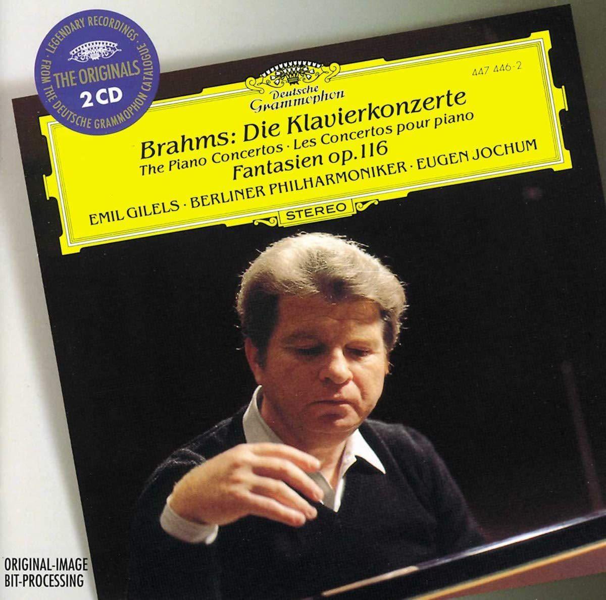 Photo No.1 of Johannes Brahms: Piano Concertos Nos. 1 & 2