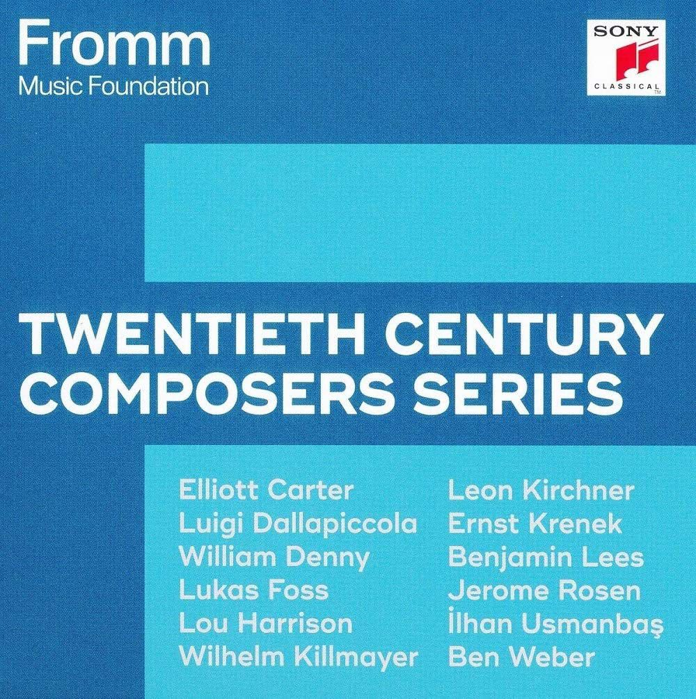 Photo No.1 of Fromm Music Foundation - Twentieth Century Composer Series