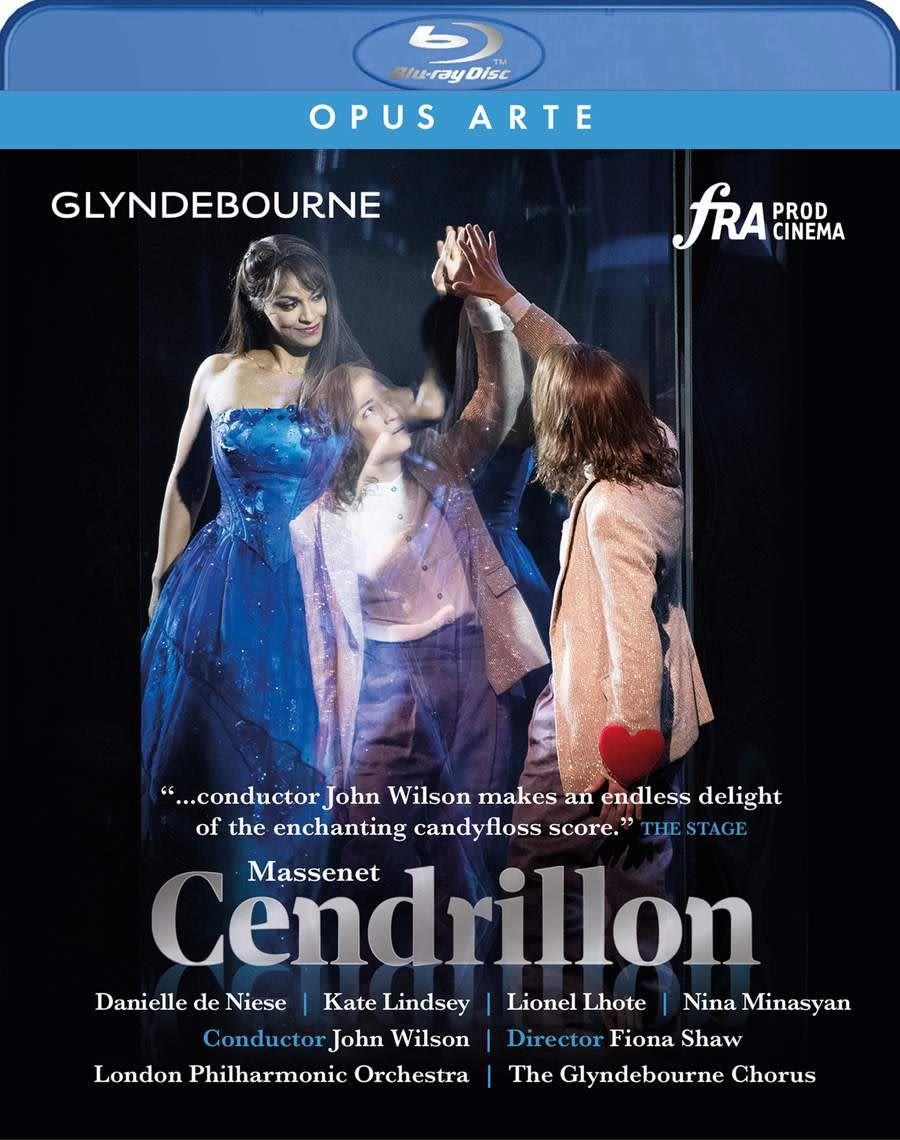 Photo No.1 of Massenet: Cendrillon