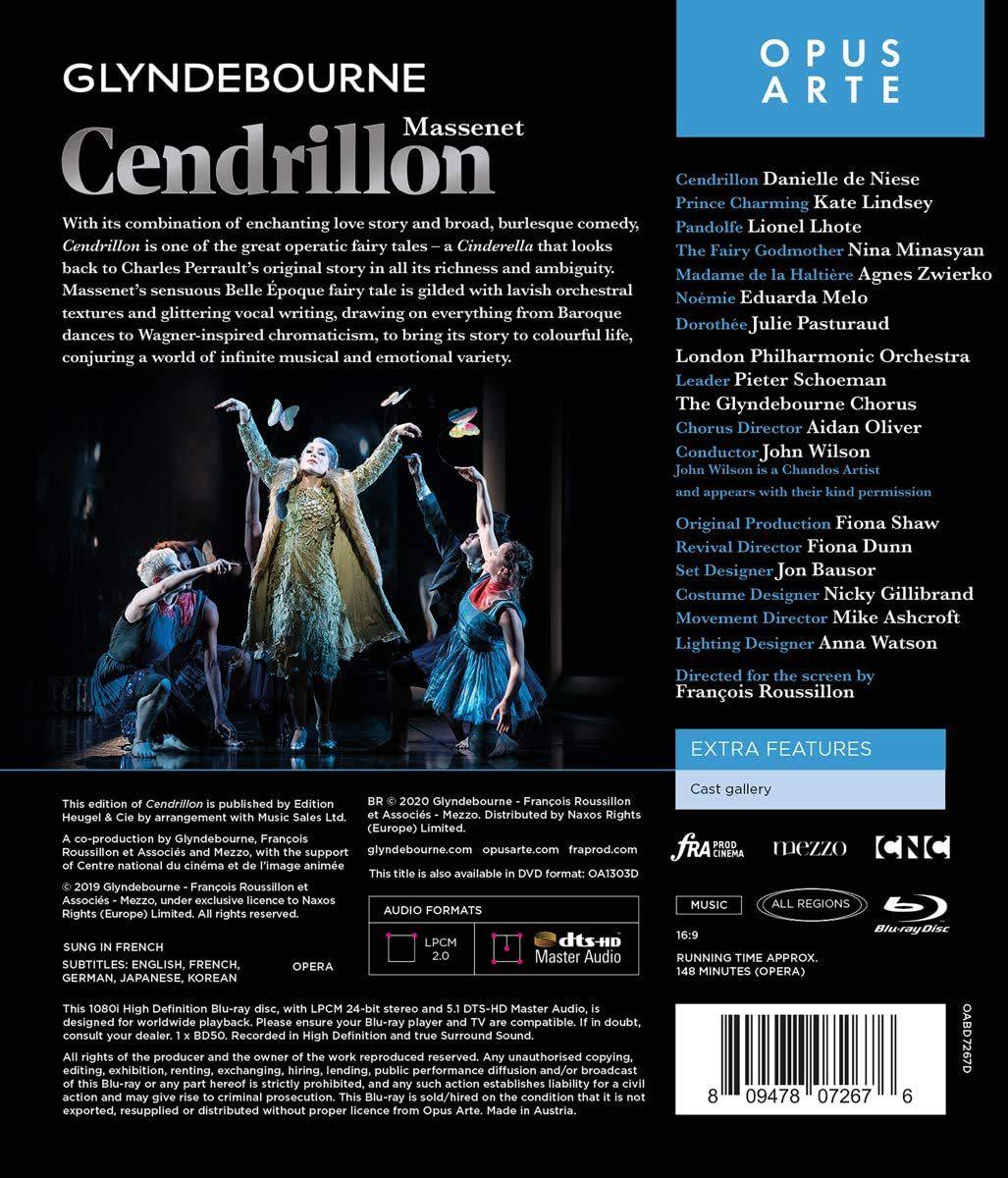 Photo No.2 of Massenet: Cendrillon