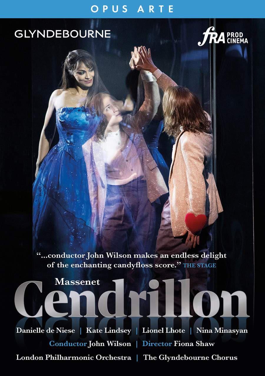 Photo No.1 of Massenet: Cendrillon (DVD)