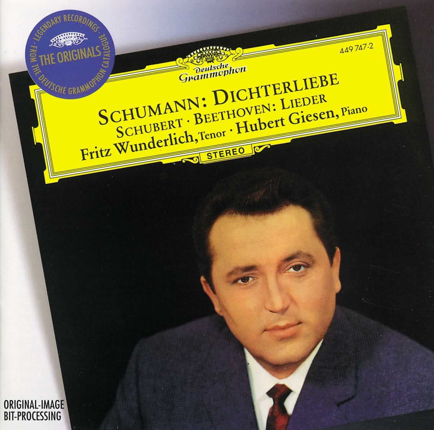 Photo No.1 of Schumann: Dichterliebe