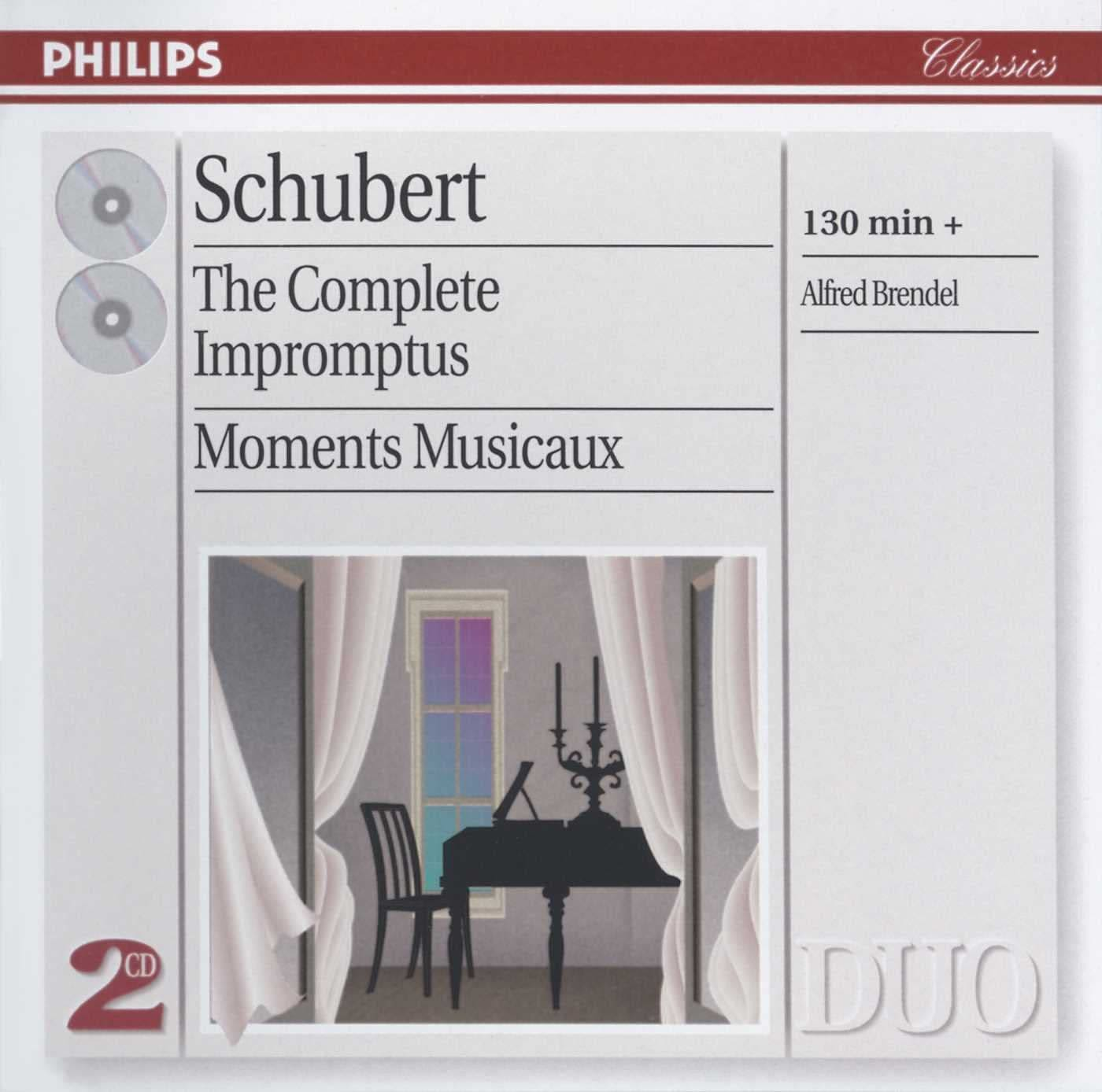 Photo No.1 of Schubert - Complete Impromptus