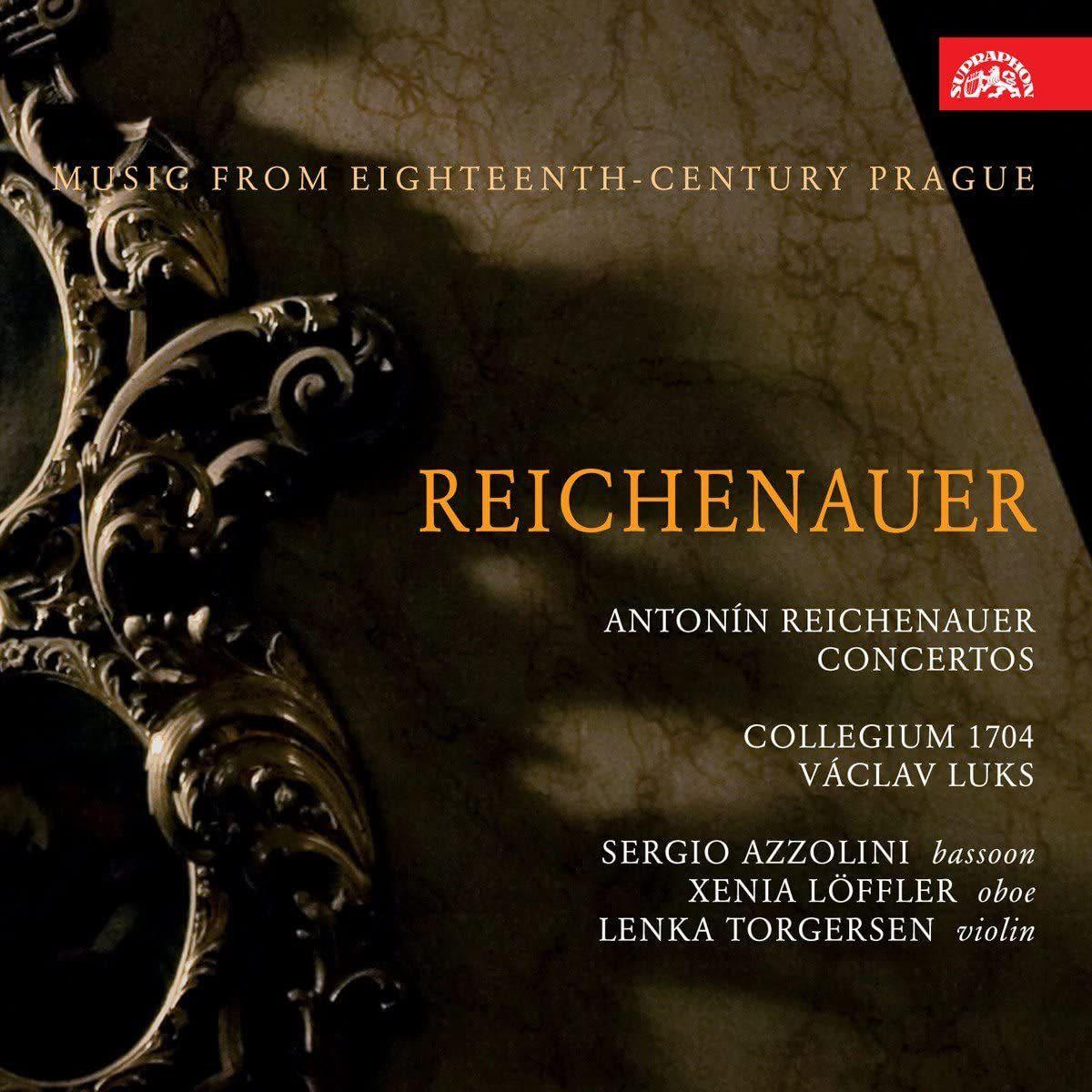 Photo No.1 of Antonín Reichenauer: Concertos