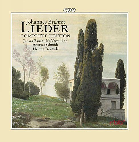 Photo No.1 of Brahms: Lieder Complete Edition