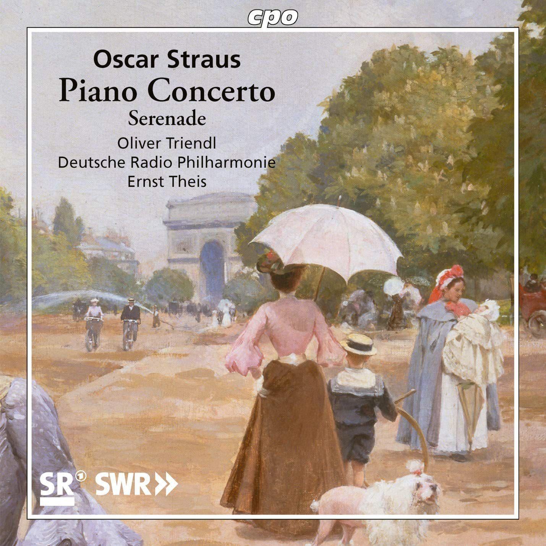 Photo No.1 of Oscar Straus: Piano Concerto & Serenade