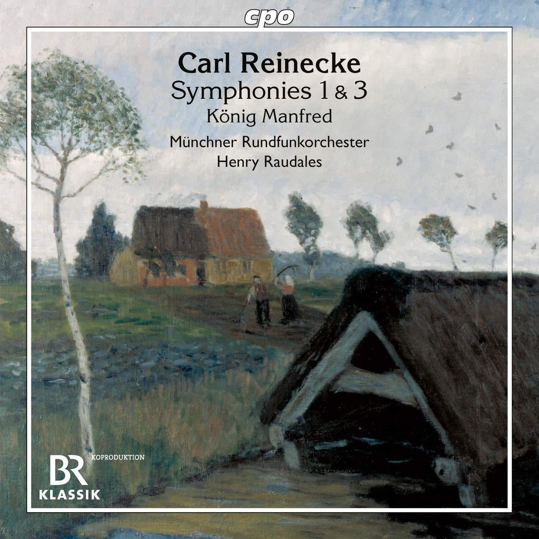 Photo No.1 of Reinecke: Orchestral Works Vol. 1