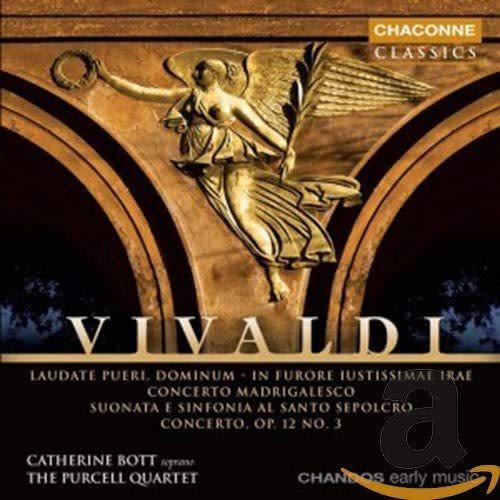 Photo No.1 of Vivaldi: In furore iustissimae irae, Laudate pueri & various orchestral works