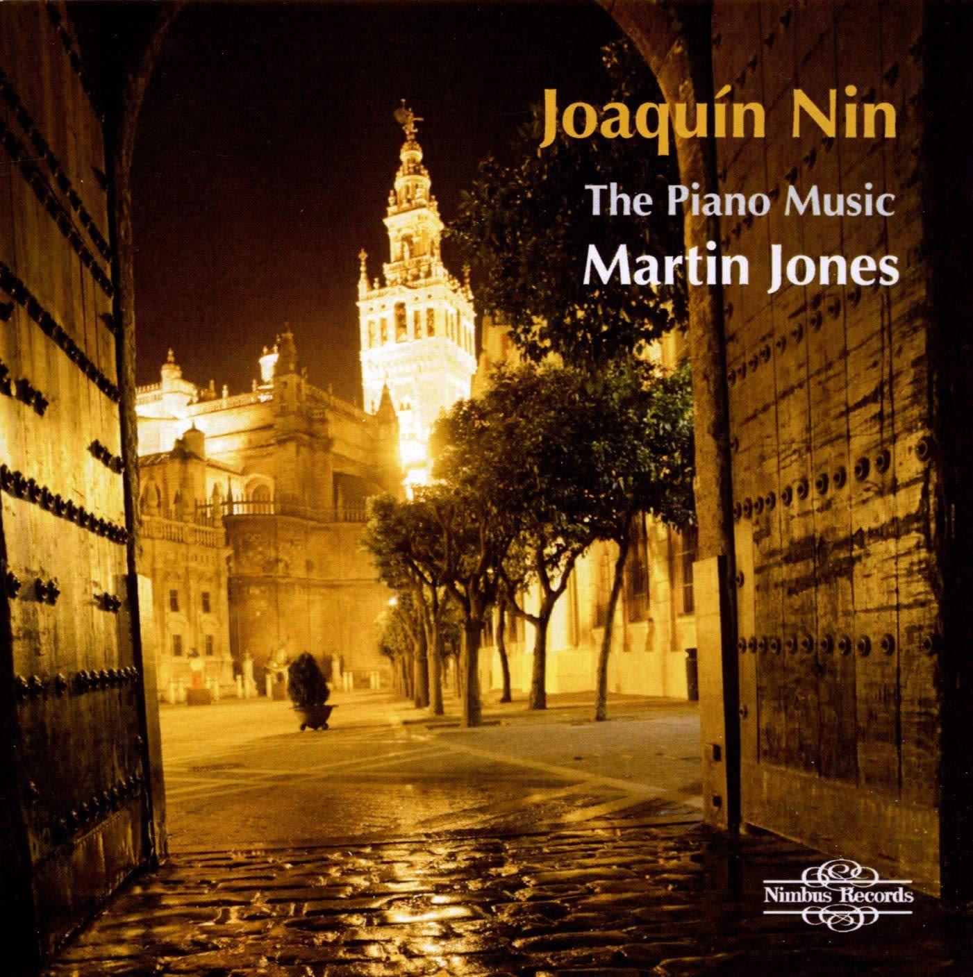 Photo No.1 of Joaquín Nin - The Piano Music