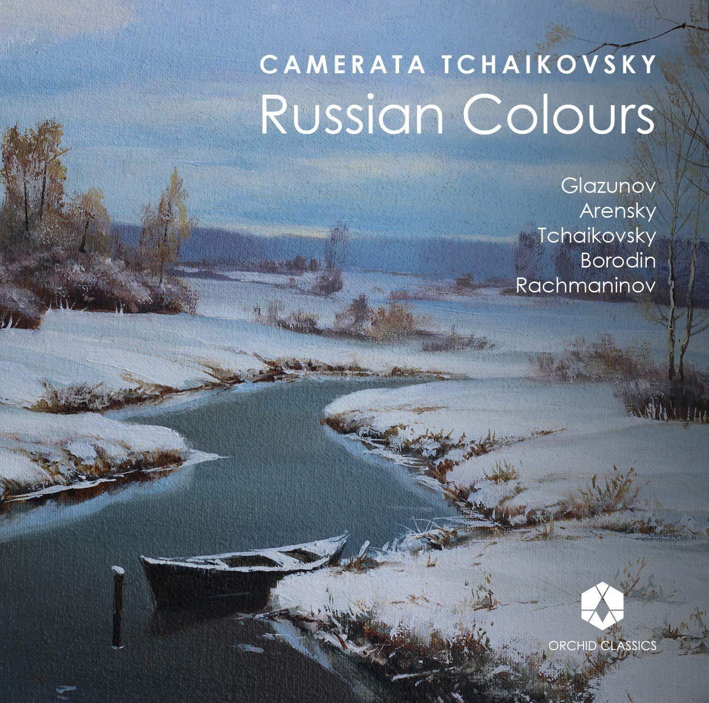 Photo No.1 of Russian Colours - Camerata Tchaikovsky & Yuri Zhislin