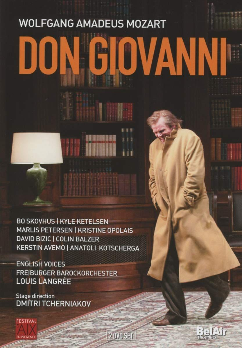 Photo No.1 of Wolfgang Amadeus Mozart: Don Giovanni