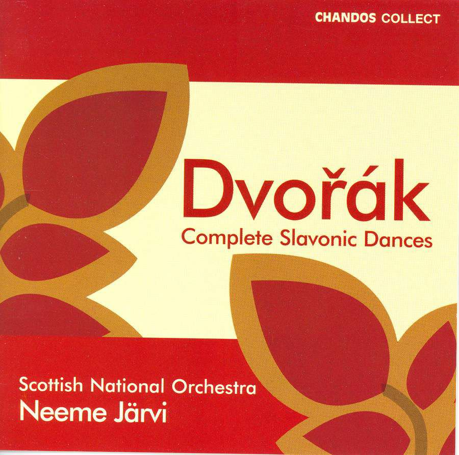 Photo No.1 of Dvorak: Complete Slavonic Dances