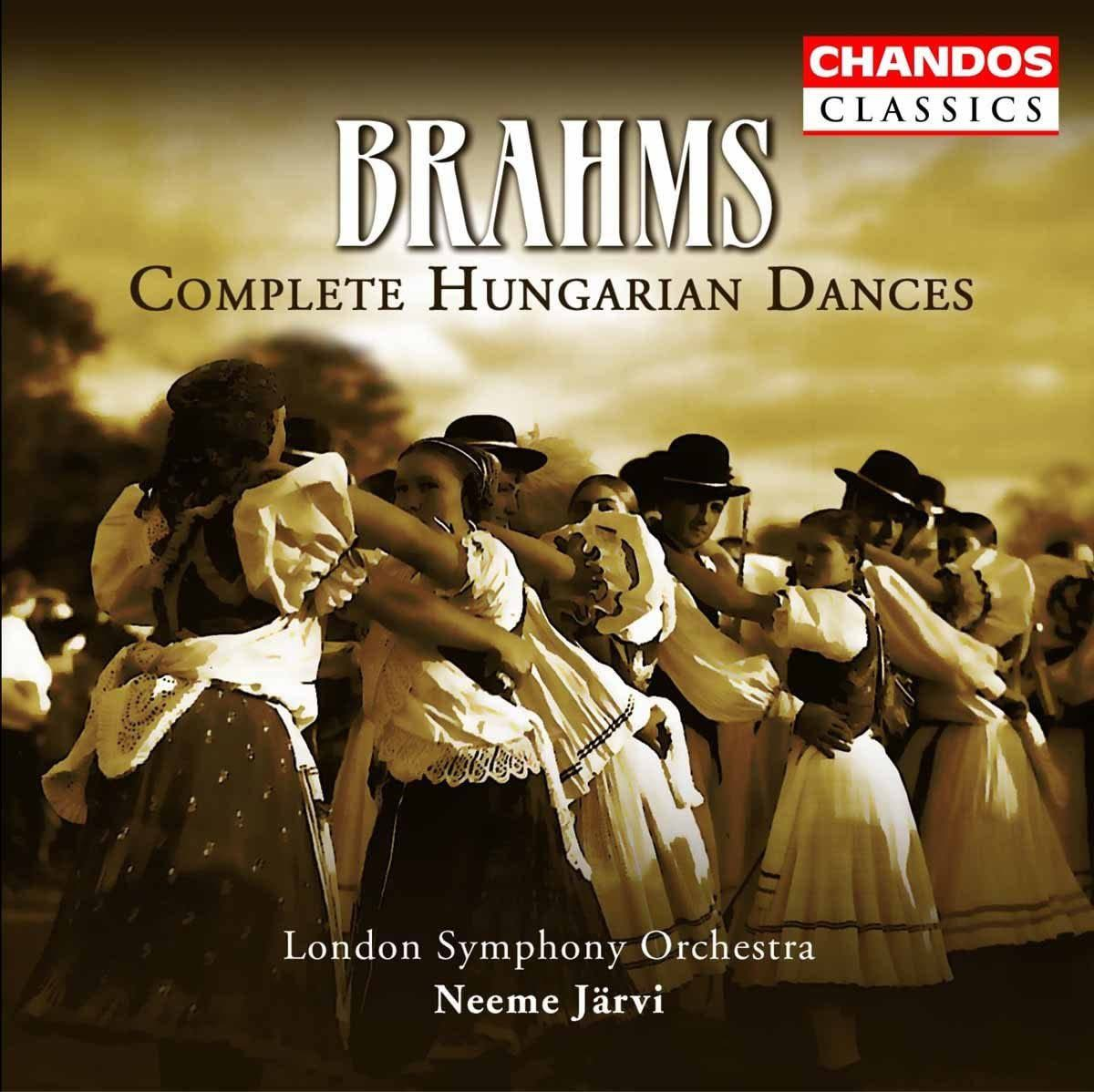 Photo No.1 of Brahms: Complete Hungarian Dances