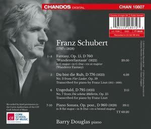 Photo No.2 of Schubert: Works for Solo Piano Vol. 1