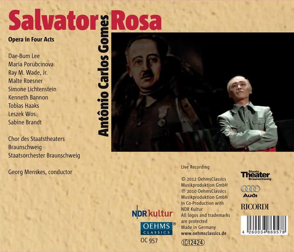 Photo No.2 of Gomes: Salvator Rosa