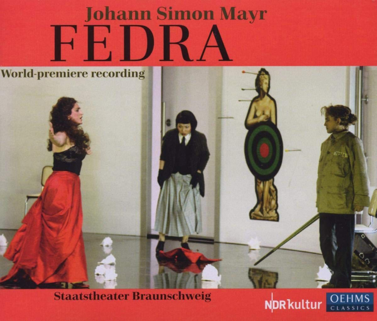 Photo No.1 of Johann Simon Mayr: Fedra