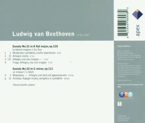 Photo No.2 of Ludwig van Beethoven: Last Sonatas No. 31 & 32