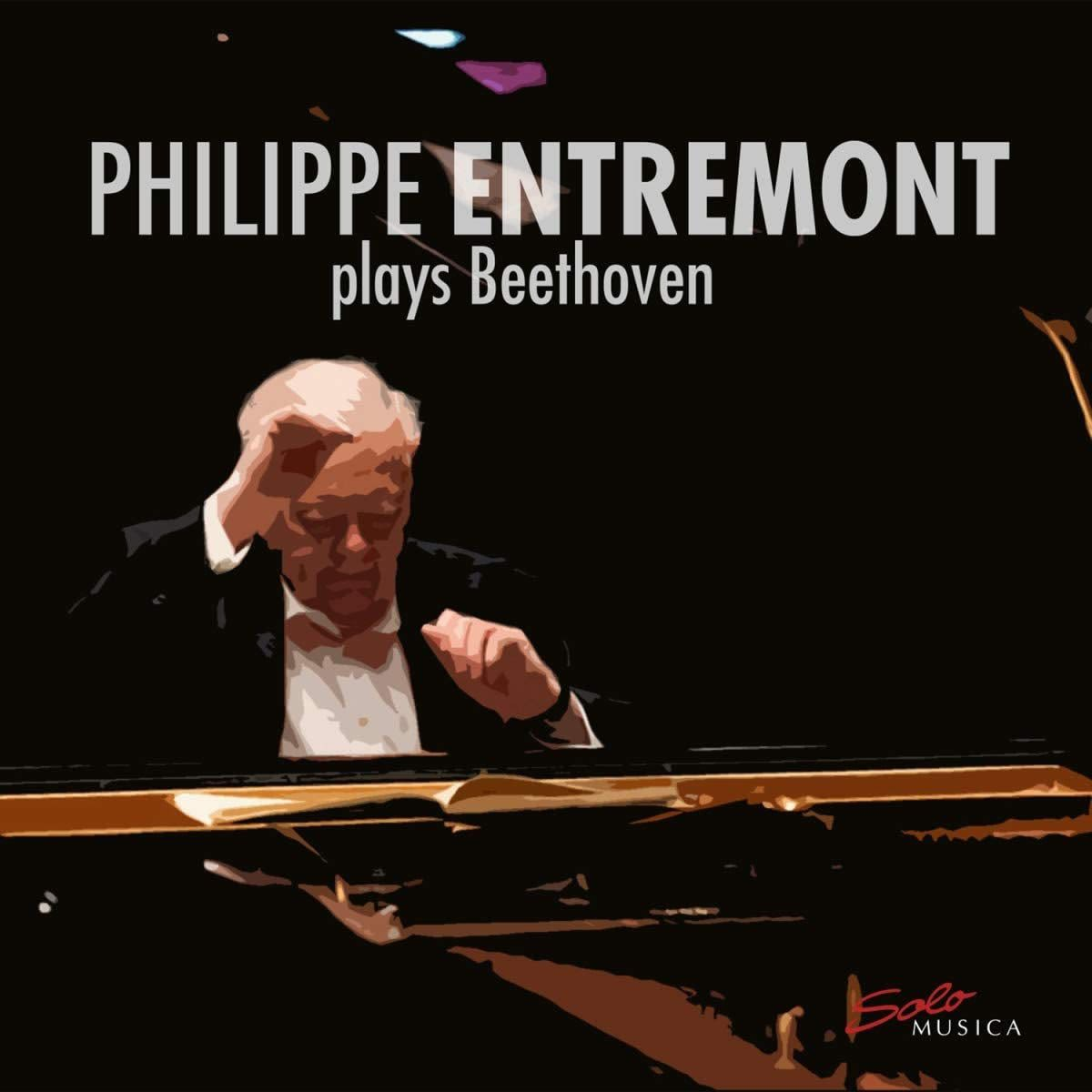 Photo No.1 of Philippe Entremont plays Beethoven