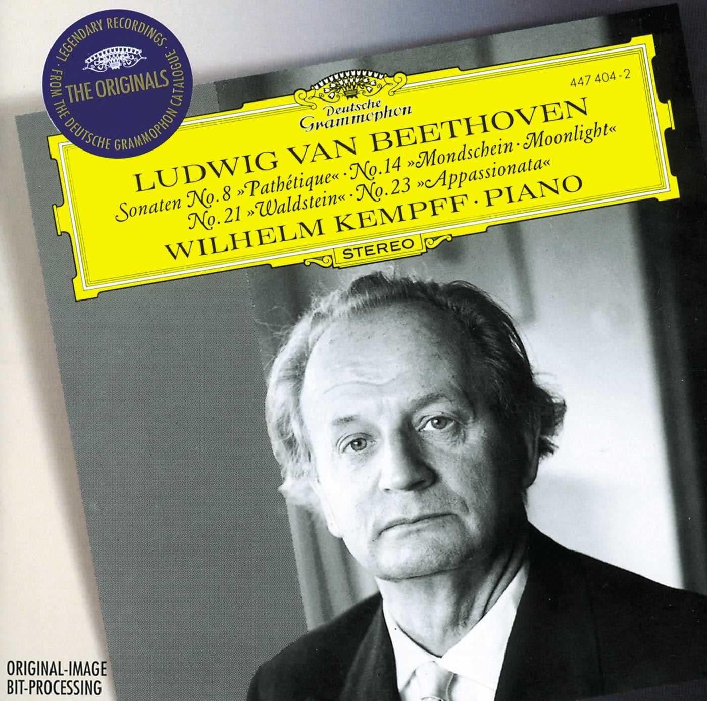 Photo No.1 of Beethoven - Piano Sonatas 8, 14, 21 & 23
