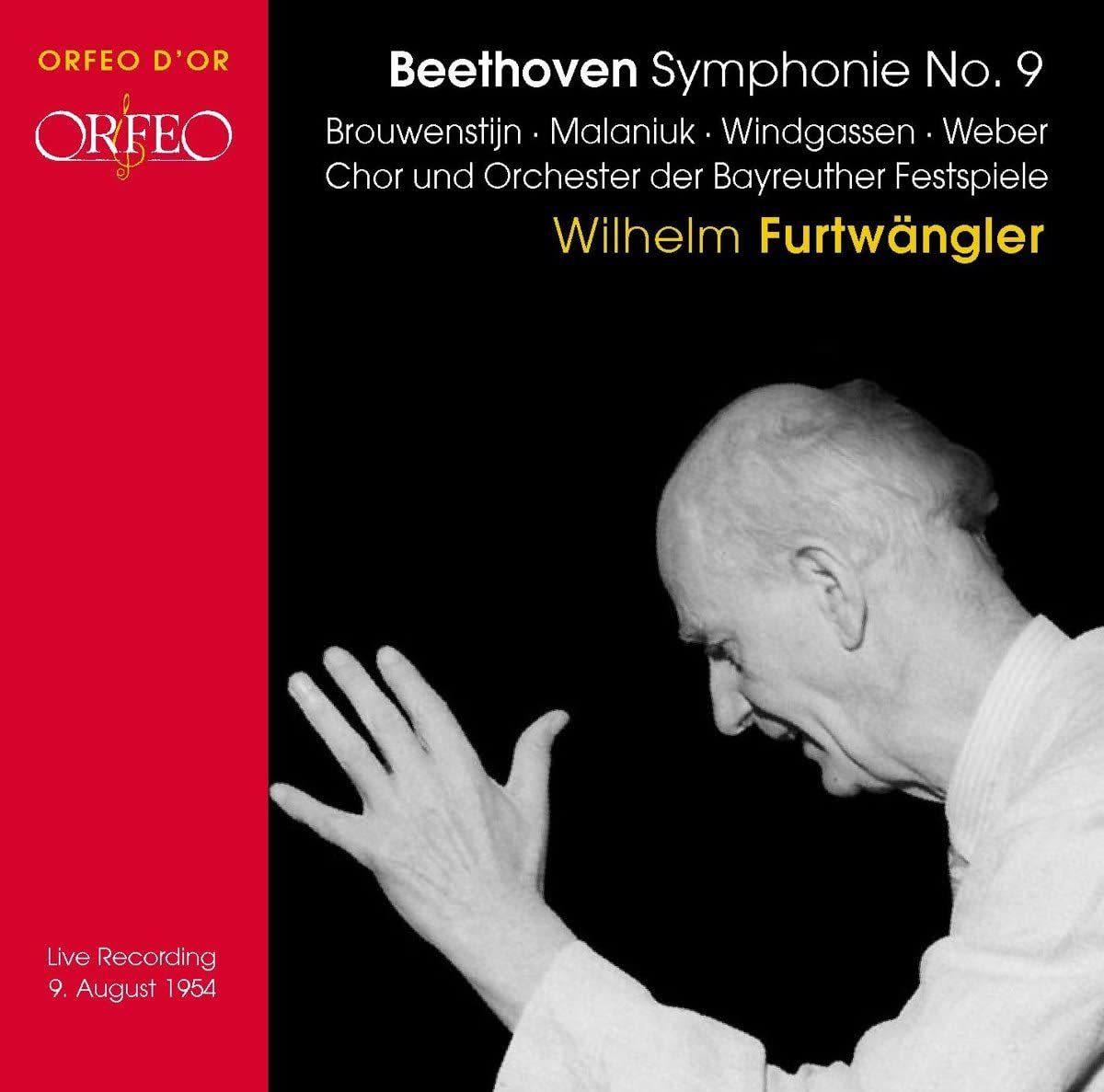 Photo No.1 of Beethoven: Symphony No. 9 (Bayreuth, 1954)