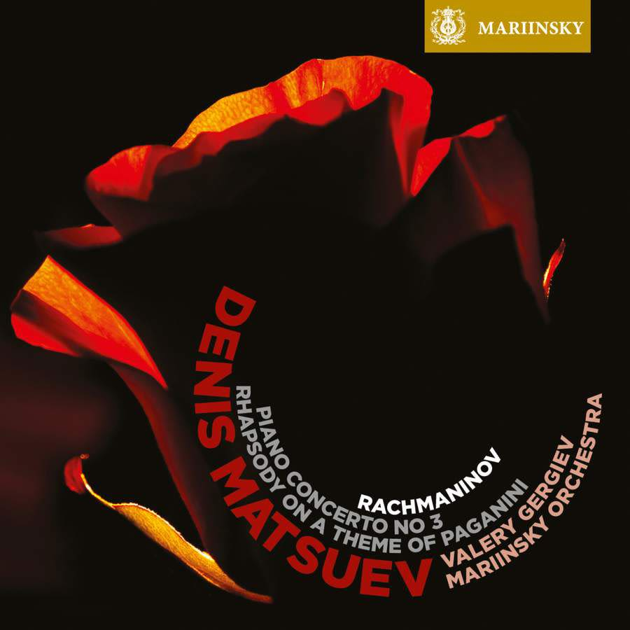 Photo No.1 of Rachmaninov - Rhapsody on a Theme of Paganini & Piano Concerto 3