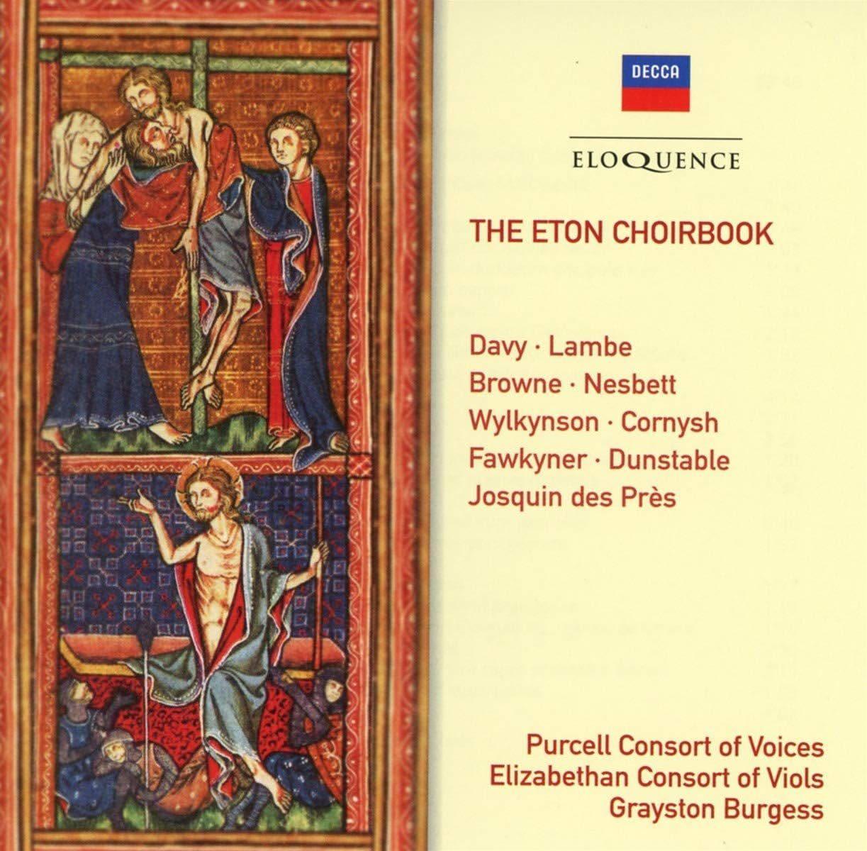 Photo No.1 of The Eton Choirbook