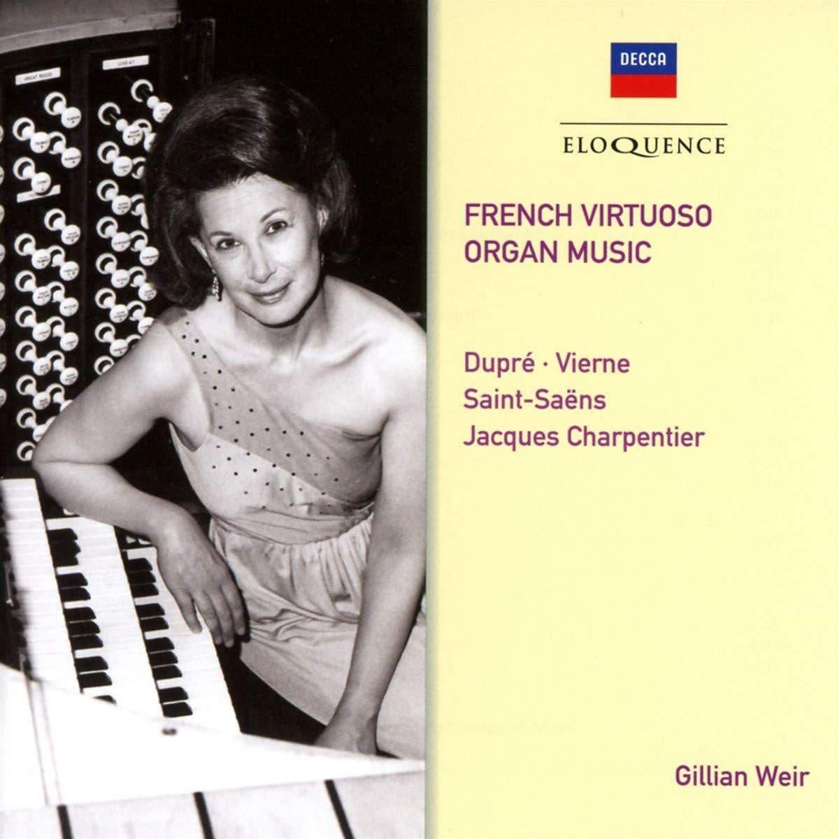 Photo No.1 of French Virtuoso Organ Music