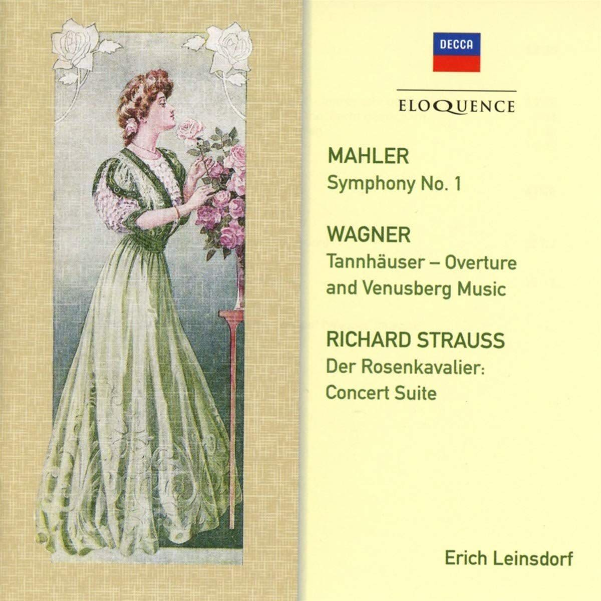Photo No.1 of Mahler: Sym No 1, Wagner & Strauss Orchestral Works