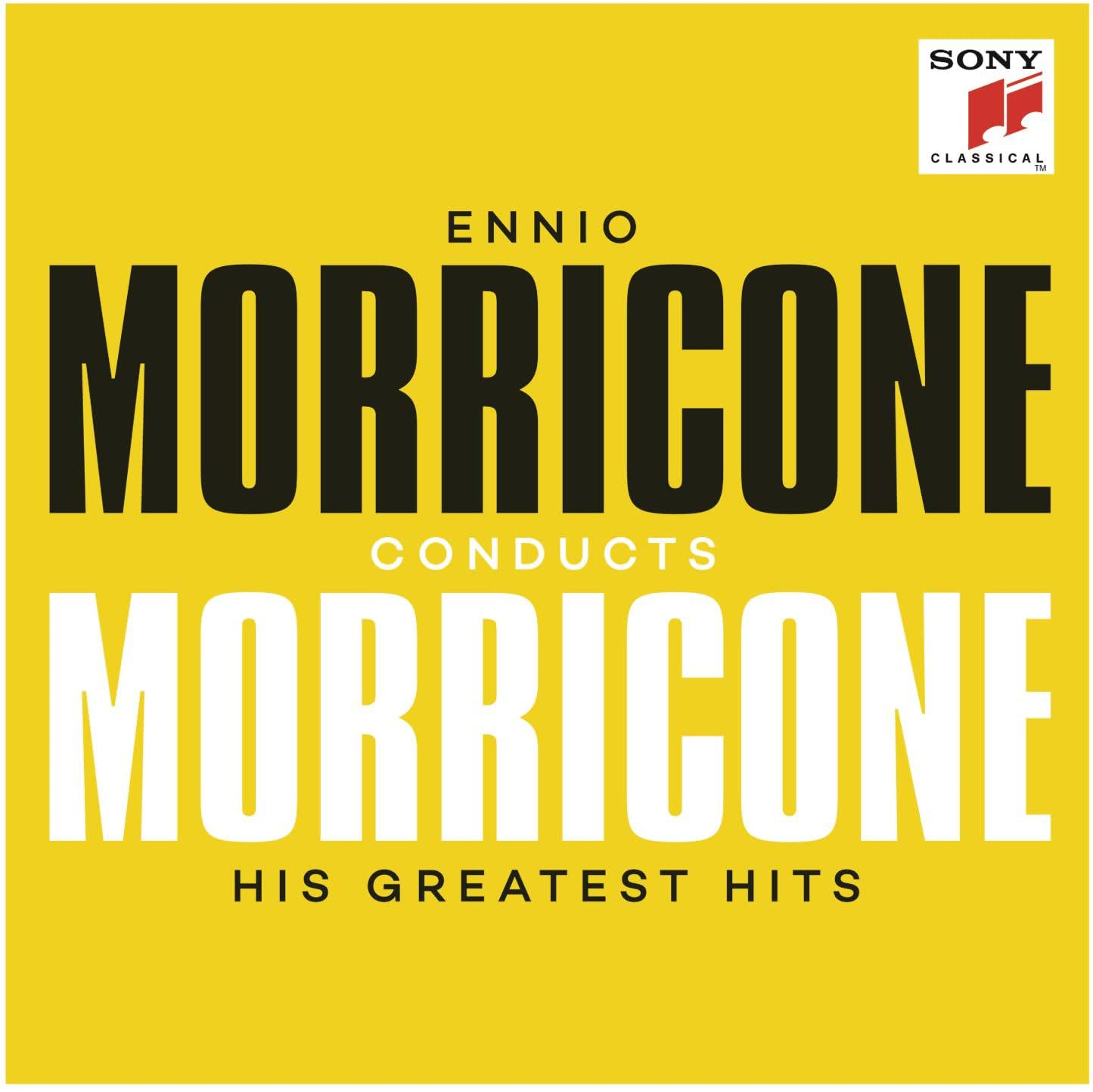 Photo No.1 of Ennio Morricone: Morricone conducts his greatest hits