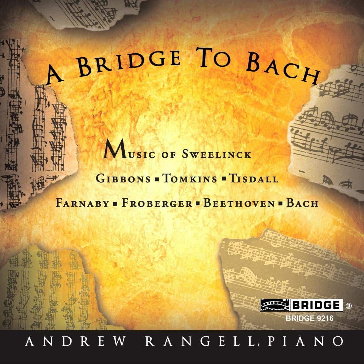 Photo No.1 of A Bridge to Bach (Piano Works)