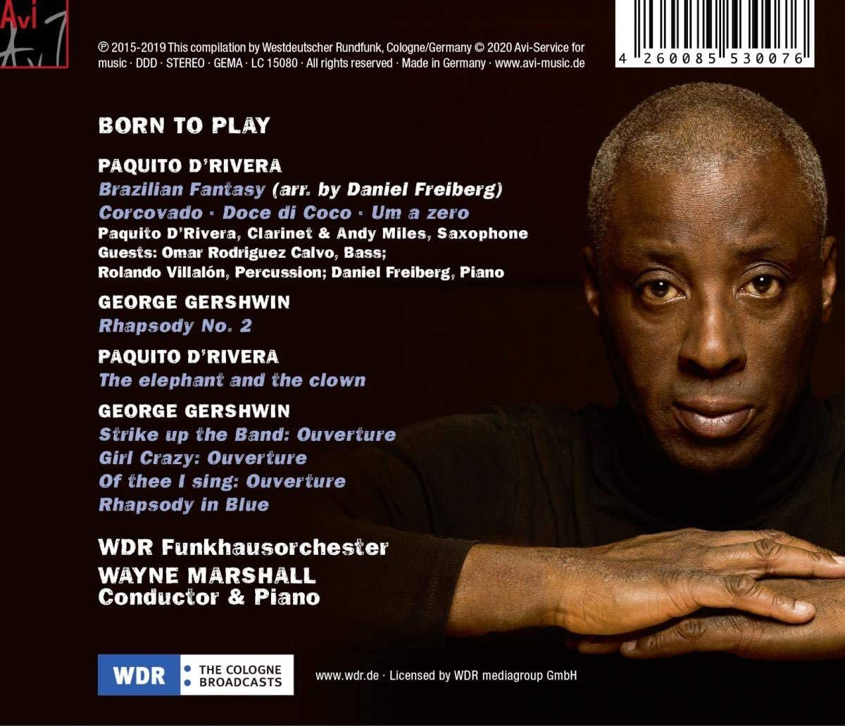 Photo No.2 of Wayne Marshall: Born To Play Gershwin
