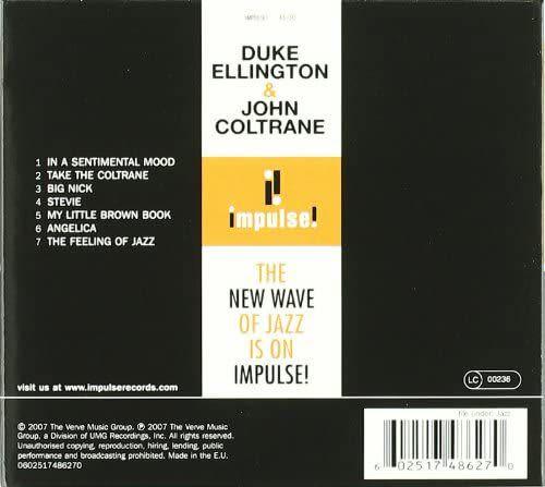 Photo No.2 of Duke Ellington & John Coltrane