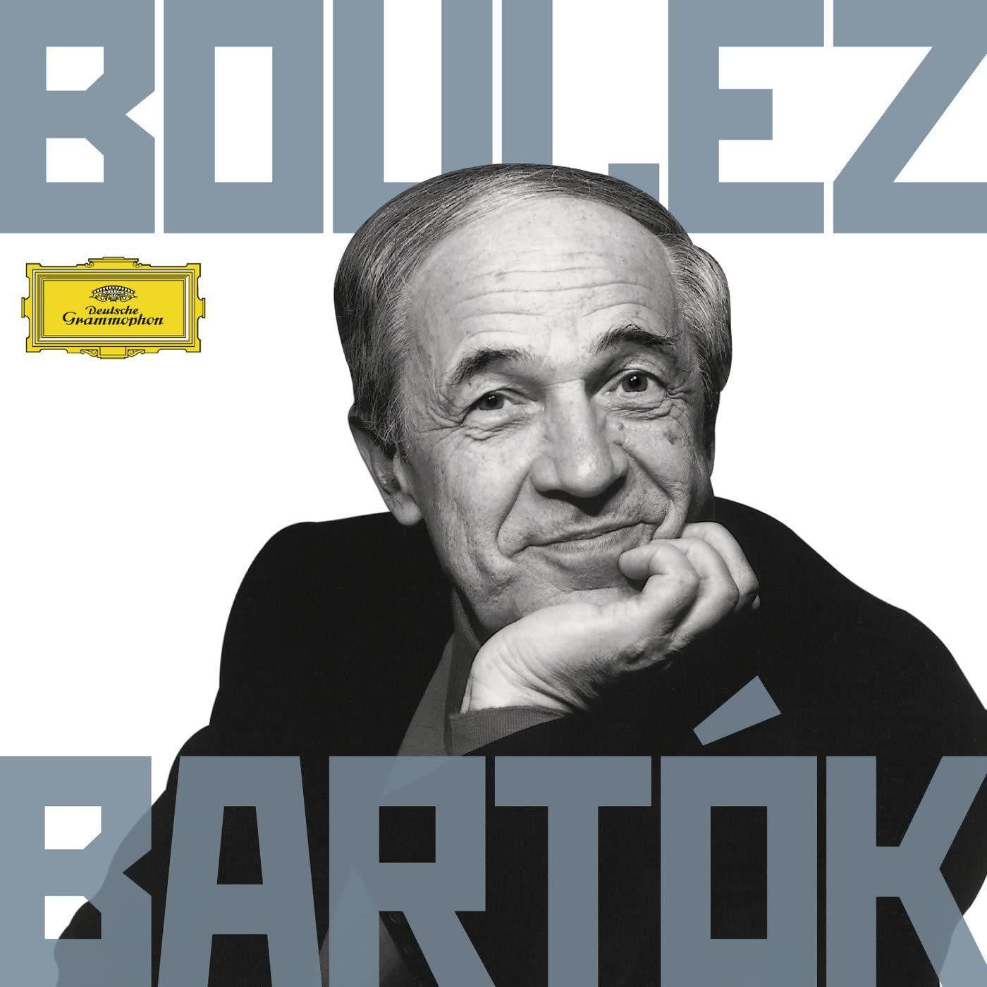 Photo No.1 of Boulez conducts Bartók