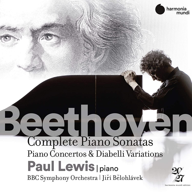 Photo No.1 of Beethoven: Complete Piano Sonatas, Concertos & Diabelli Variations