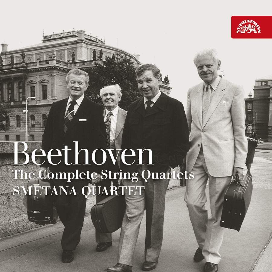 Photo No.1 of Beethoven: Complete String Quartets