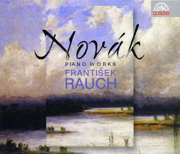 Photo No.1 of Vitezlav Novák: Piano Works