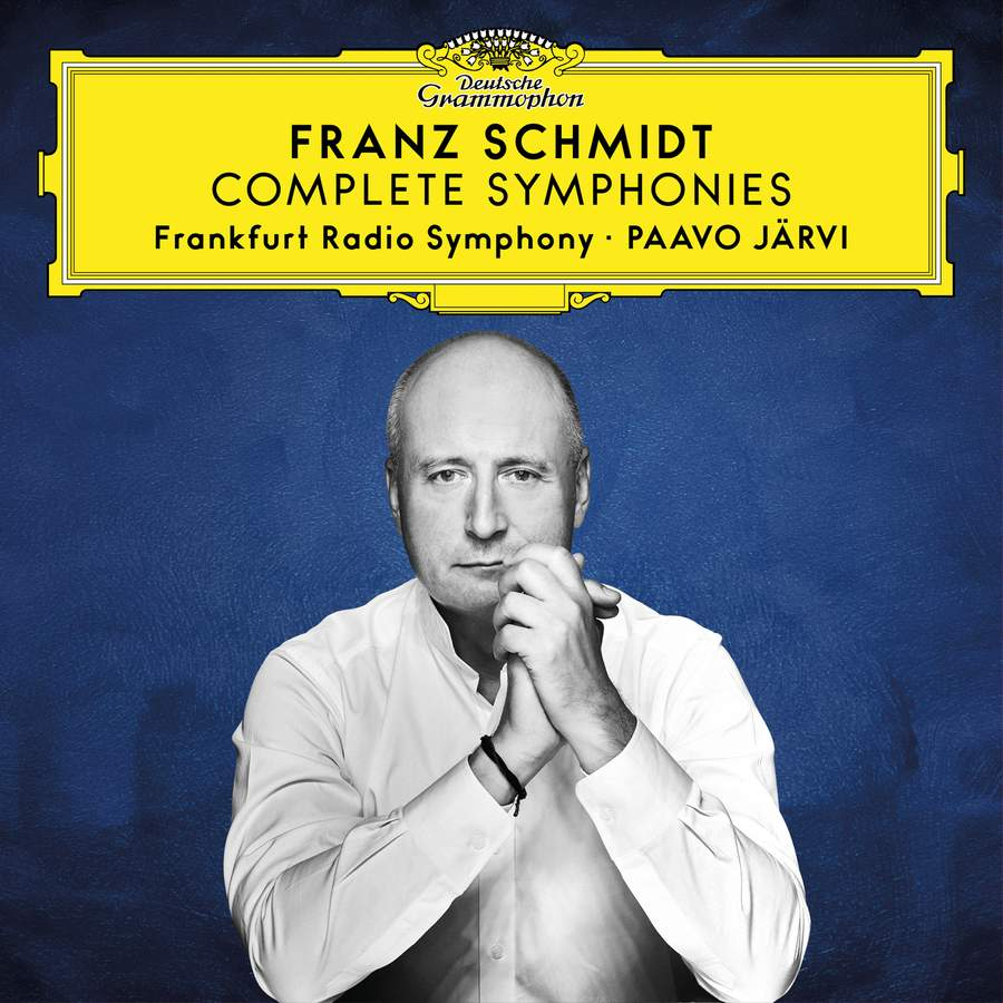 Photo No.1 of Franz Schmidt: Complete Symphonies