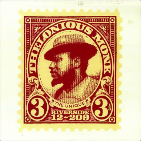 Photo No.1 of Thelonious Monk: The Unique