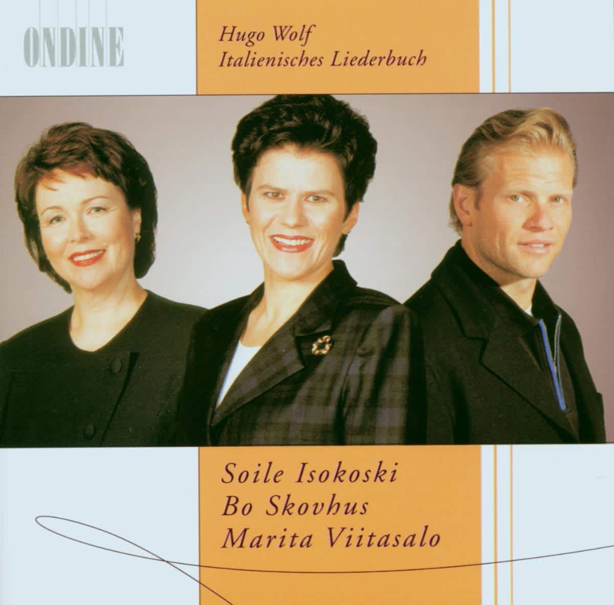 Photo No.1 of Hugo Wolf: Italienisches Liederbuch