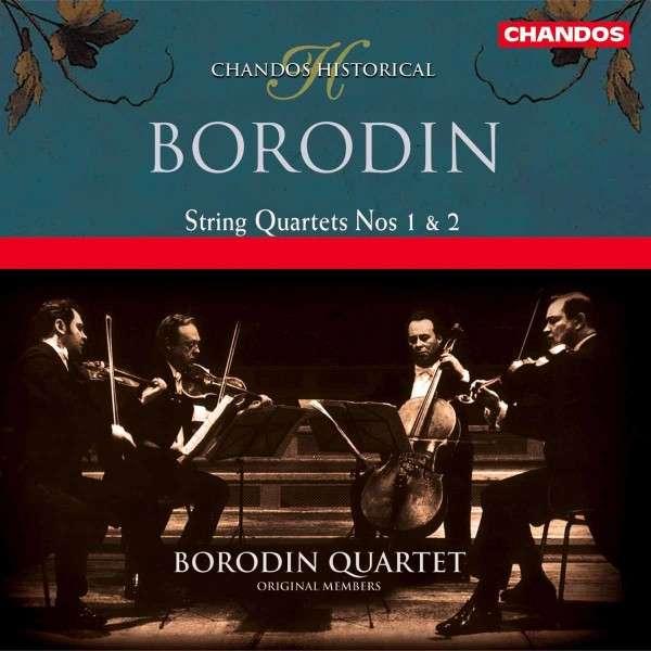 Photo No.1 of Borodin: String Quartets Nos. 1 & 2