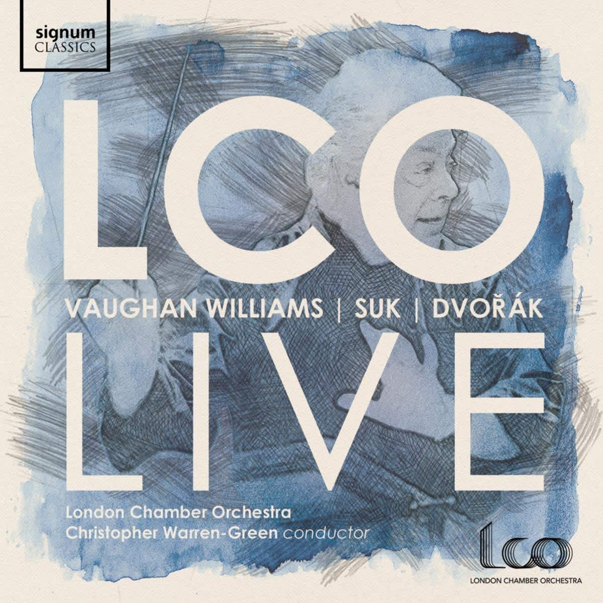 Photo No.1 of LCO Live: Vaughan Williams, Suk & Dvořák
