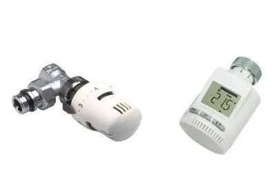 robinets thermostatiques