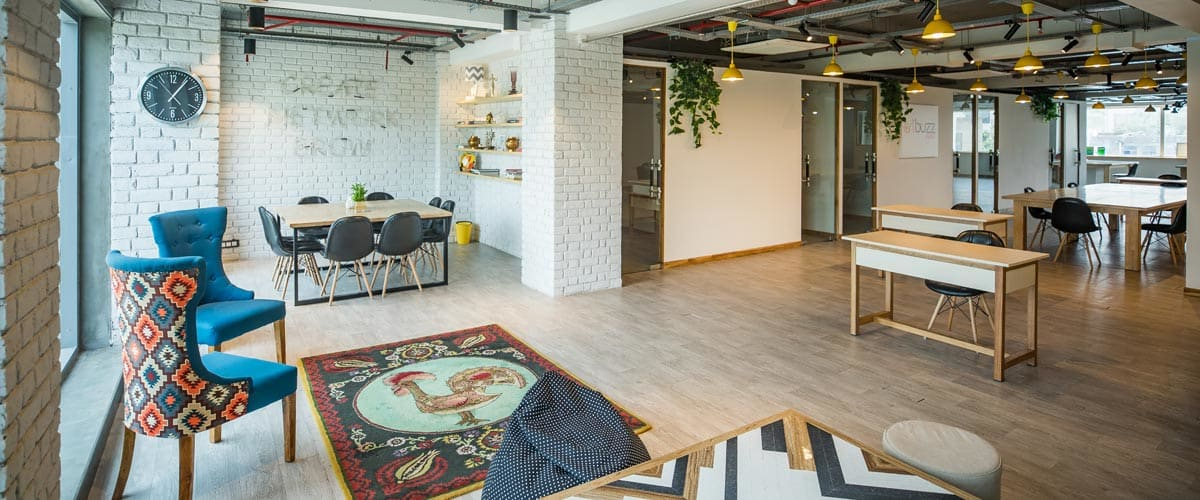 coworking spaces in south delhi Artbuzz