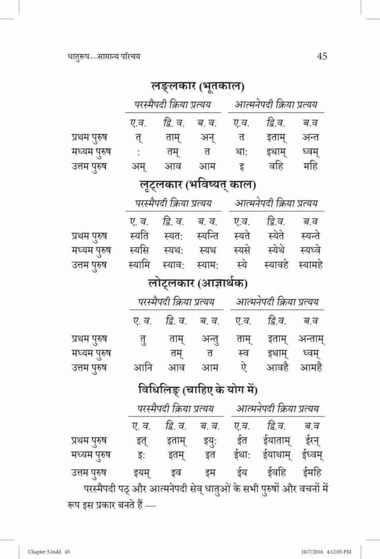 ncert-solutions-class-9-sanskrit-vyakaranavithi-chapter-5-dhaturup-samanya-parichay-5