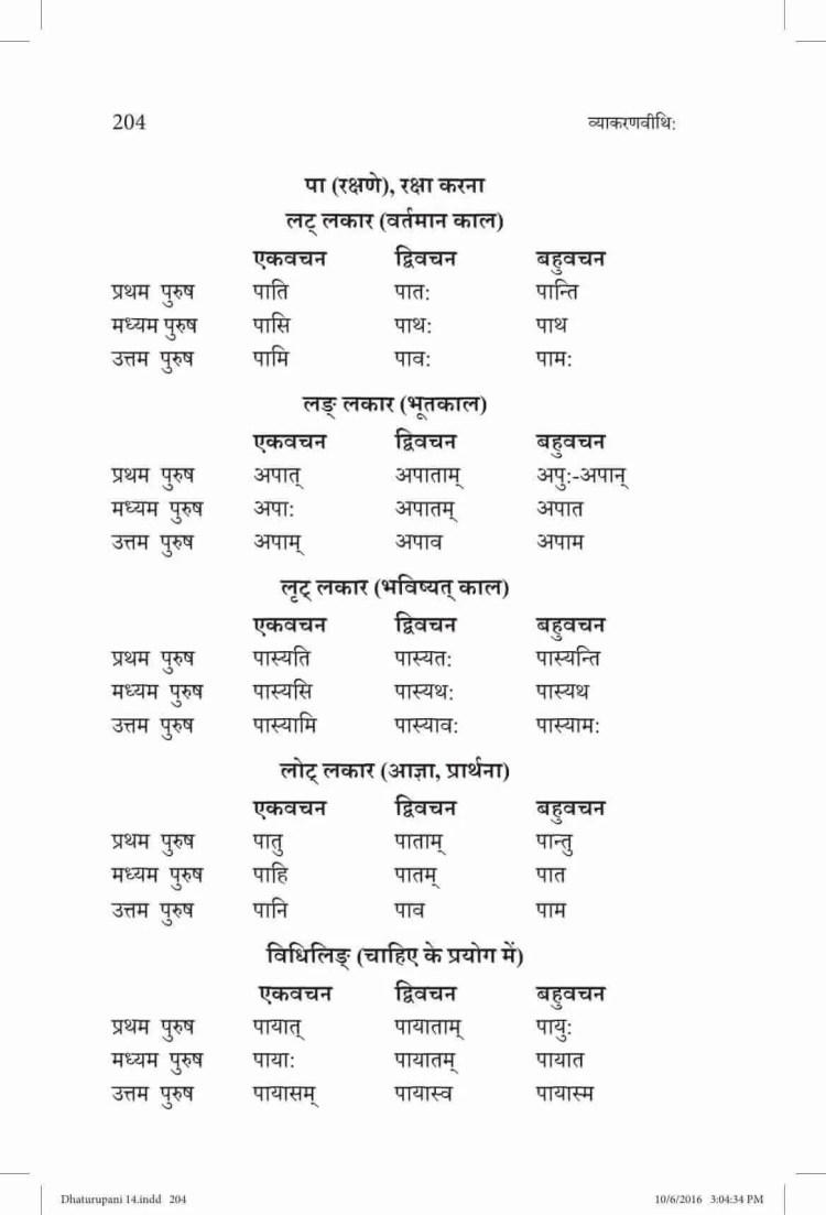 ncert-solutions-class-9-sanskrit-vyakaranavithi-chapter-14-parishist-dhaturupani-26
